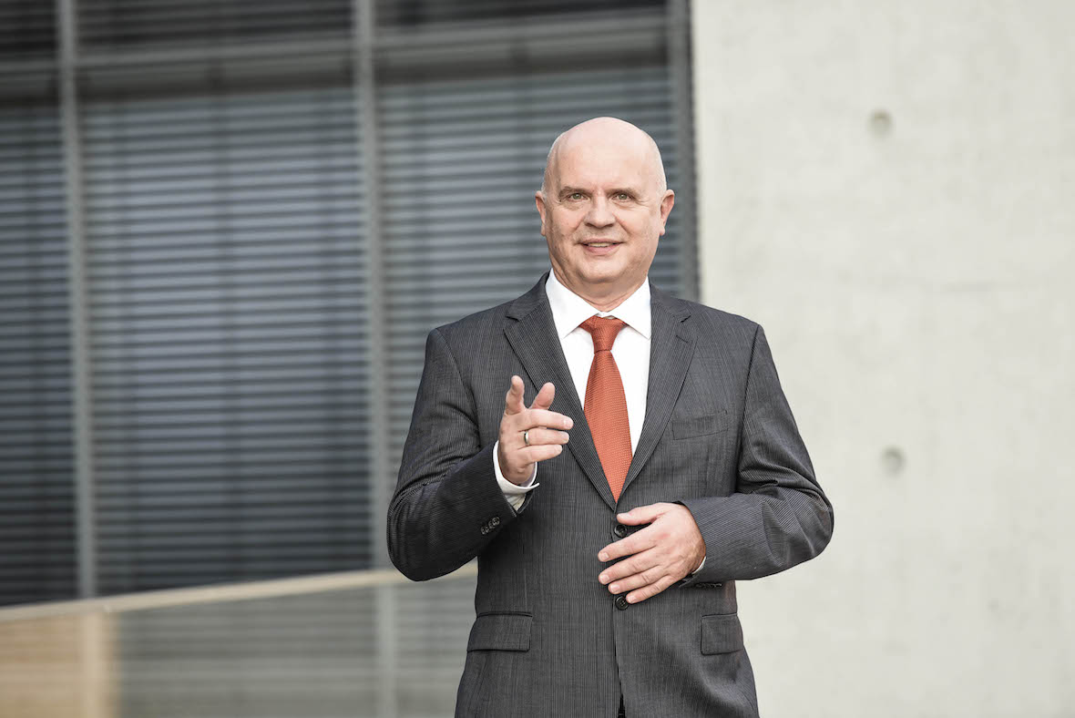 Wolfgang Kroj - Executive Coaching und Consulting von Berlin aus